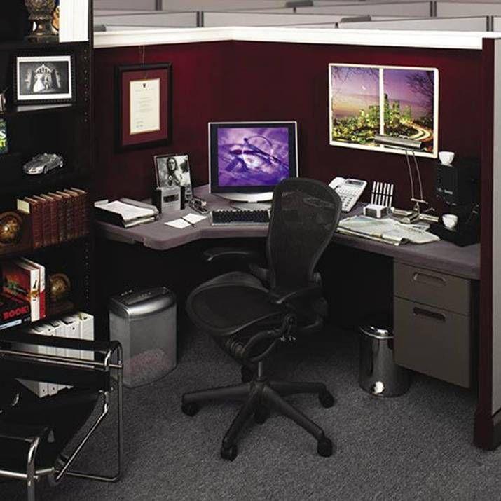 Small Office Interior Design Ideas Modern Minimalist Cubicle