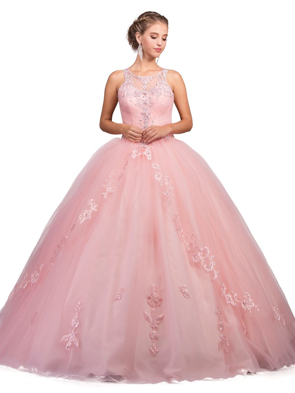 Quinceanera Dresses Prom Dresses by DANCING QUEEN<BR>aqn1225<BR ...