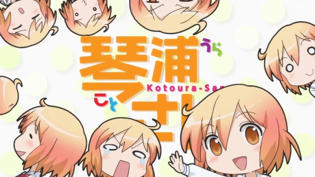 KotouraSan Episode 1 Subbed YouTube Kotoura, Episode