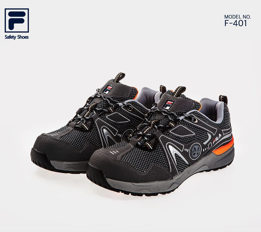 9626572edd FILA Brand New Safety Shoes Jogger F-401 Work shoes Steel Toe US 7 ...
