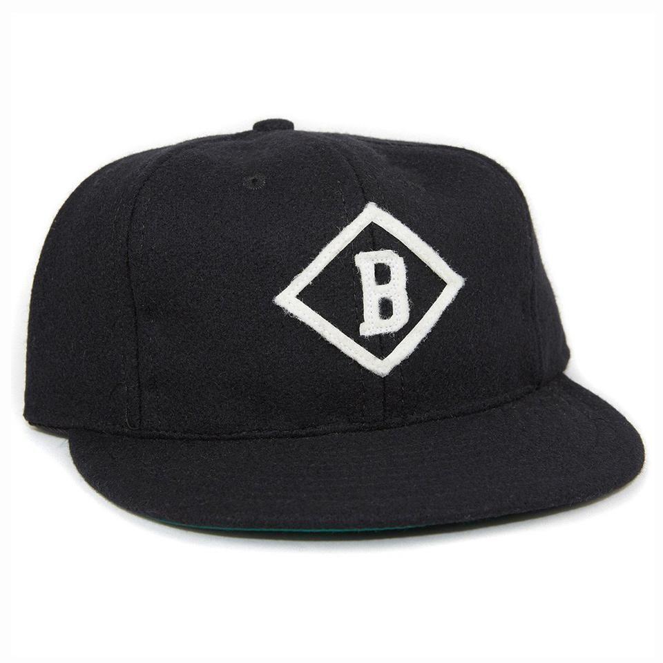 Vintage Ebbets Bismarck Churchills 1935 Baseball Cap