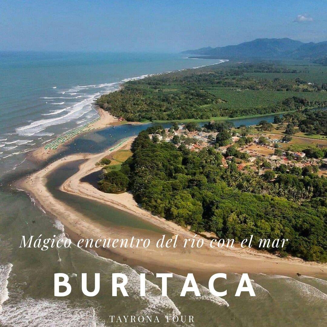 Buritaca Santa Marta Sierra Nevada Colombia Martes Santo