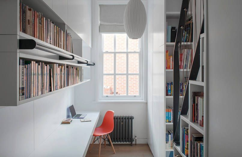 Amazing Home Library Ideas For a Remodel Interior | Library room ...