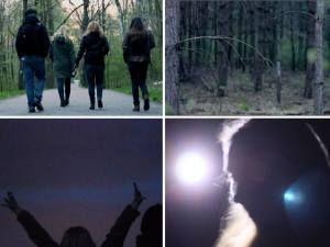 """Bilder aud dem Musikvideo """"what`s the deal"""" von der Band """"Ballad of Geraldine"""""""