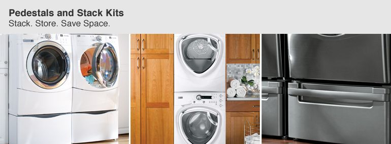 Stackable Front Loading Washer Drier Laundry Pedestal Washer And Dryer Pedestal Pedestal