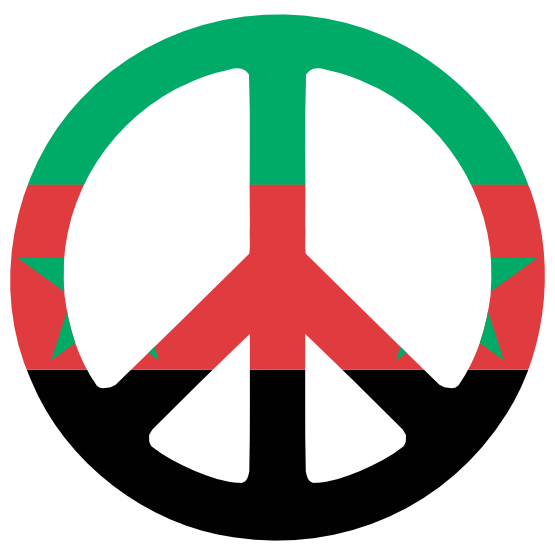 Syria Peace Symbol Flag Peace Signs And Symbols Pinterest