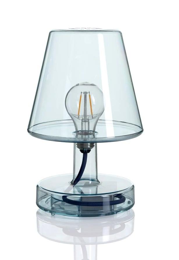 Lampe De Table Sans Fil Rechargeable Transloetje Fatboy Lampes De Table Sans Fil Lampe A Poser Lampes Bleues