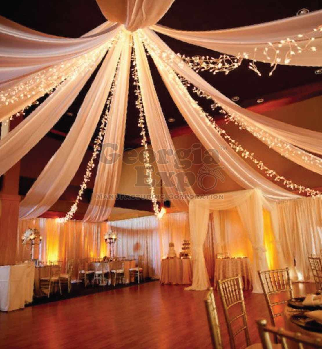 49++ Wedding ceiling drapes with lights ideas in 2021