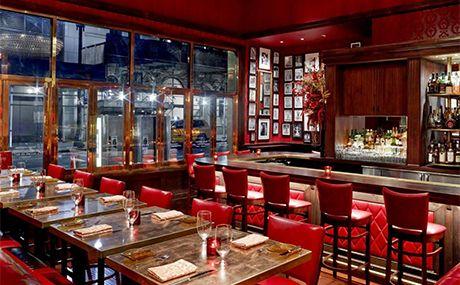 Strip House Midtown Manhattan Restaurants Midtown House