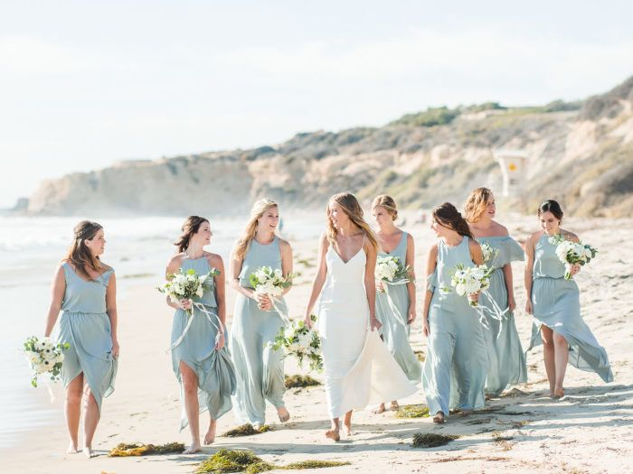 Ashley And Richard Are The Sweetest Couple It Was An Honor To Plan Their Beach Chic Wedding At Crystal Cove State Park