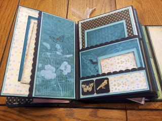 Using The Mariposa Stack Make Your Own Album Replete With Flaps
