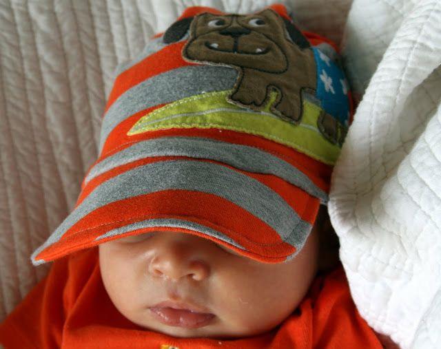 Baby Baseball Hat The Sewing Rabbit Toddler Hats Boy Baseball Baby Baby Sewing