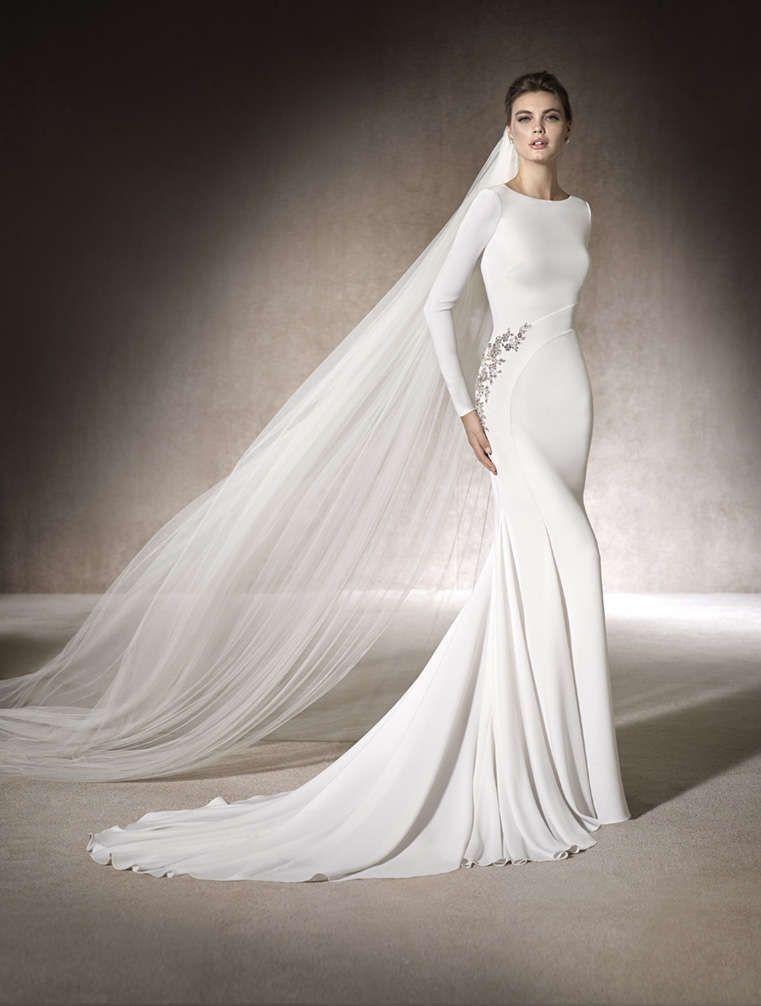 colección san patrick novias 2017 - entrenovias | vestidos de novia