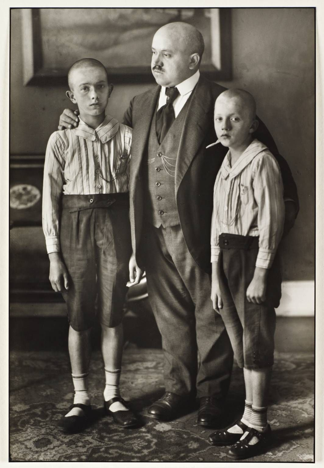 August Sander Art By Degrees No Rhyme Or Reason