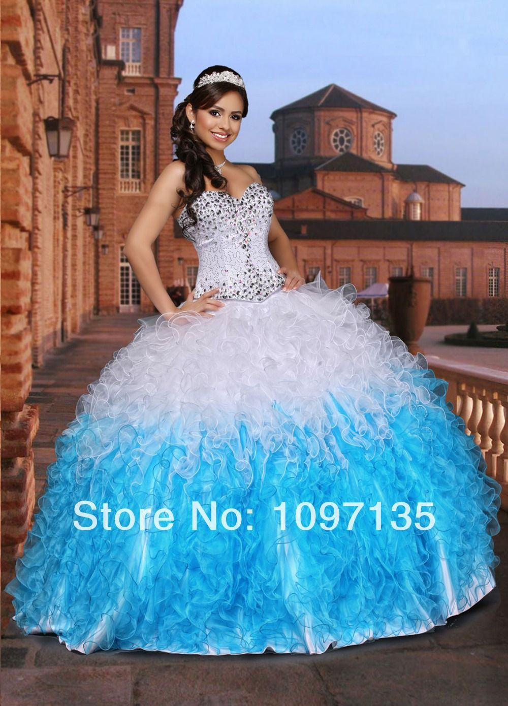 Unique Quinceanera Dresses 2014 vestidos de 15 Ball Gown ...