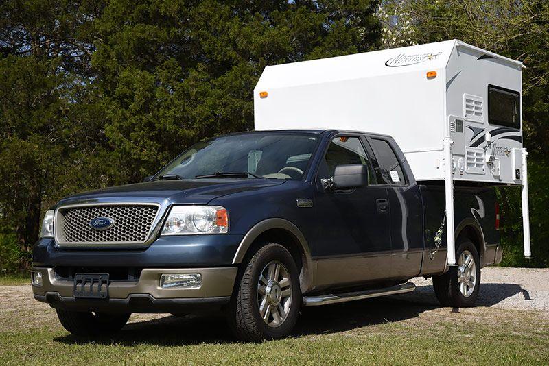 2016 Northstar Vista Review Truck camper, Short bed
