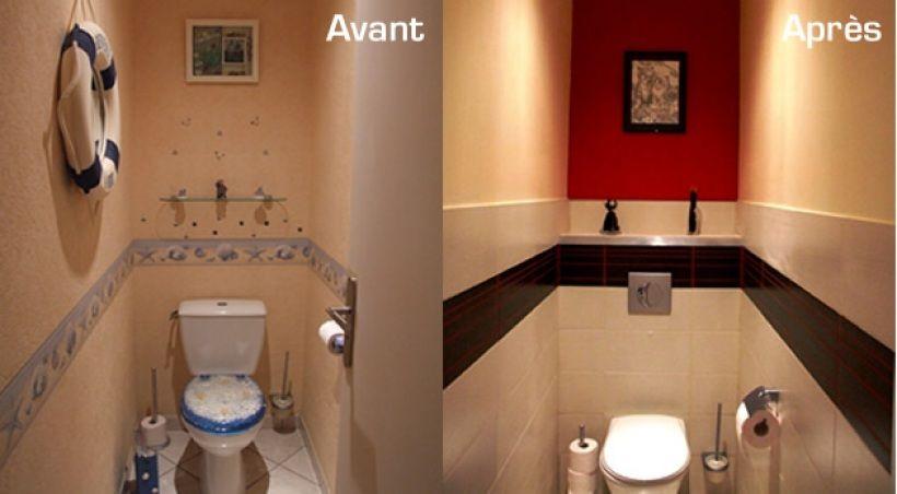 Inspiration décoration wc et toilettes   déco WC   Pinterest ...