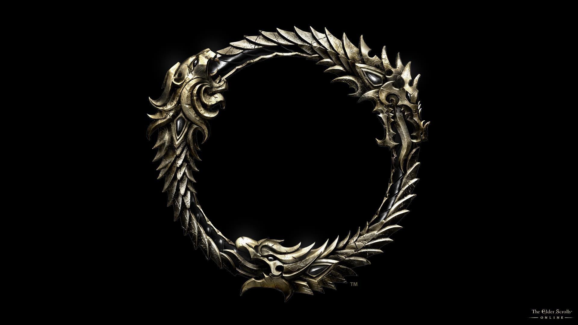Elder Scrolls symbol Elder scrolls online, Elder scrolls
