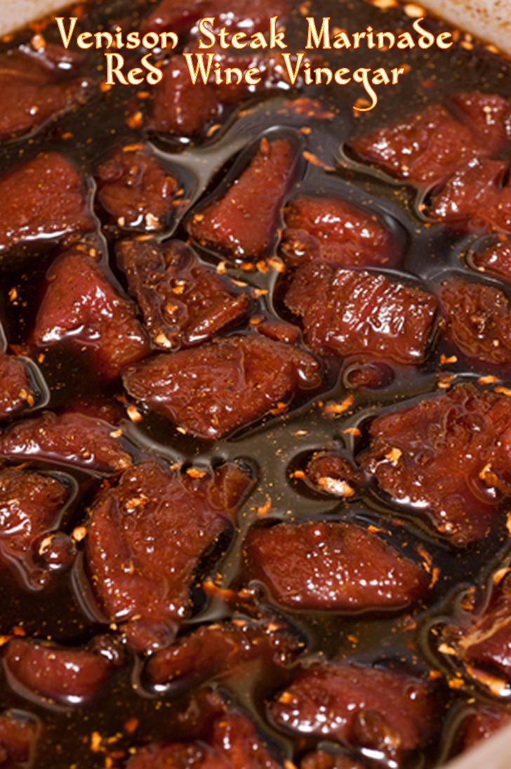 recipe: venison steak marinade [5]