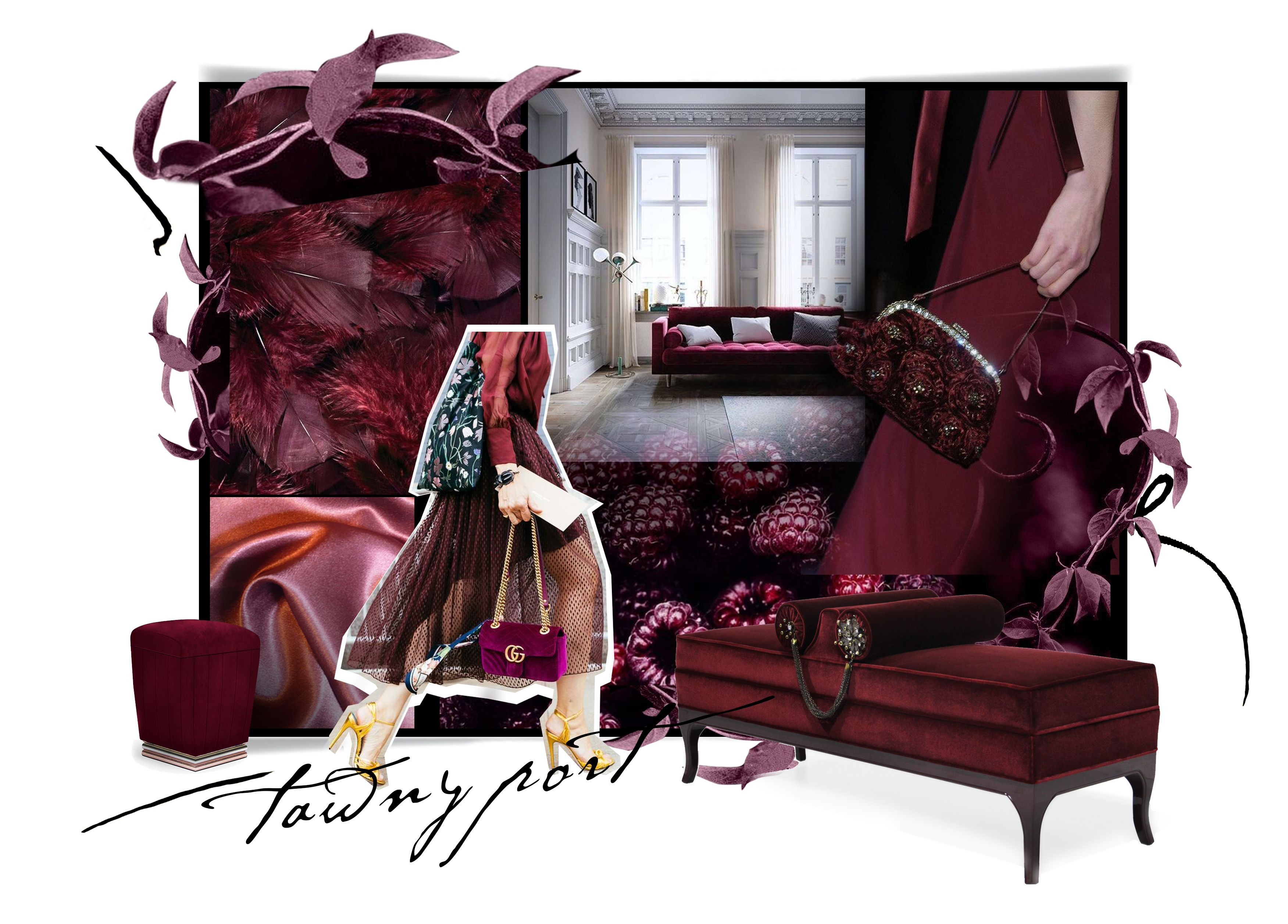 LÉLÉ Bench Bench designs, Design, Luxury interior