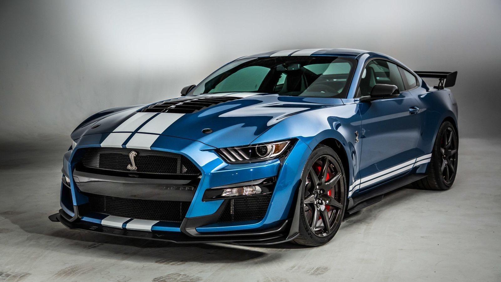 2021 Mustang Gt500 History
