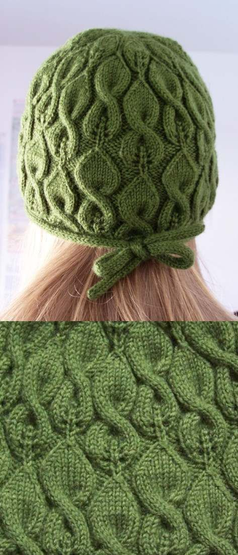 Photo of 20+ Free Cabled Hat Knitting Patterns to Download!