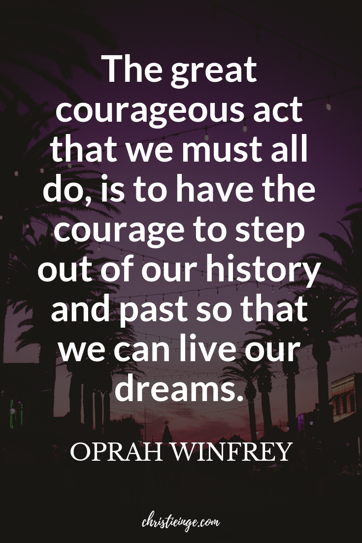 How To Set Goals Youll Actually Follow Through On Oprah Winfrey