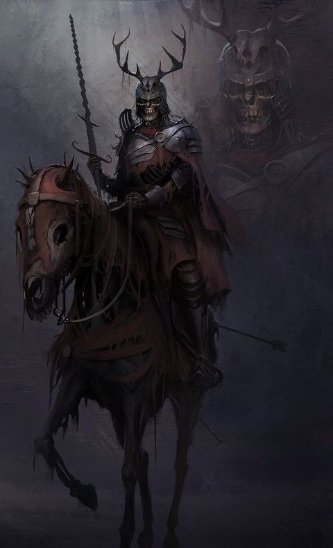 Resultado de imagem para zumbis undead skeleton warriors ...