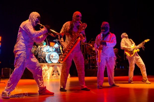 Photos of Here Come The Mummies from @CincyMusic.com