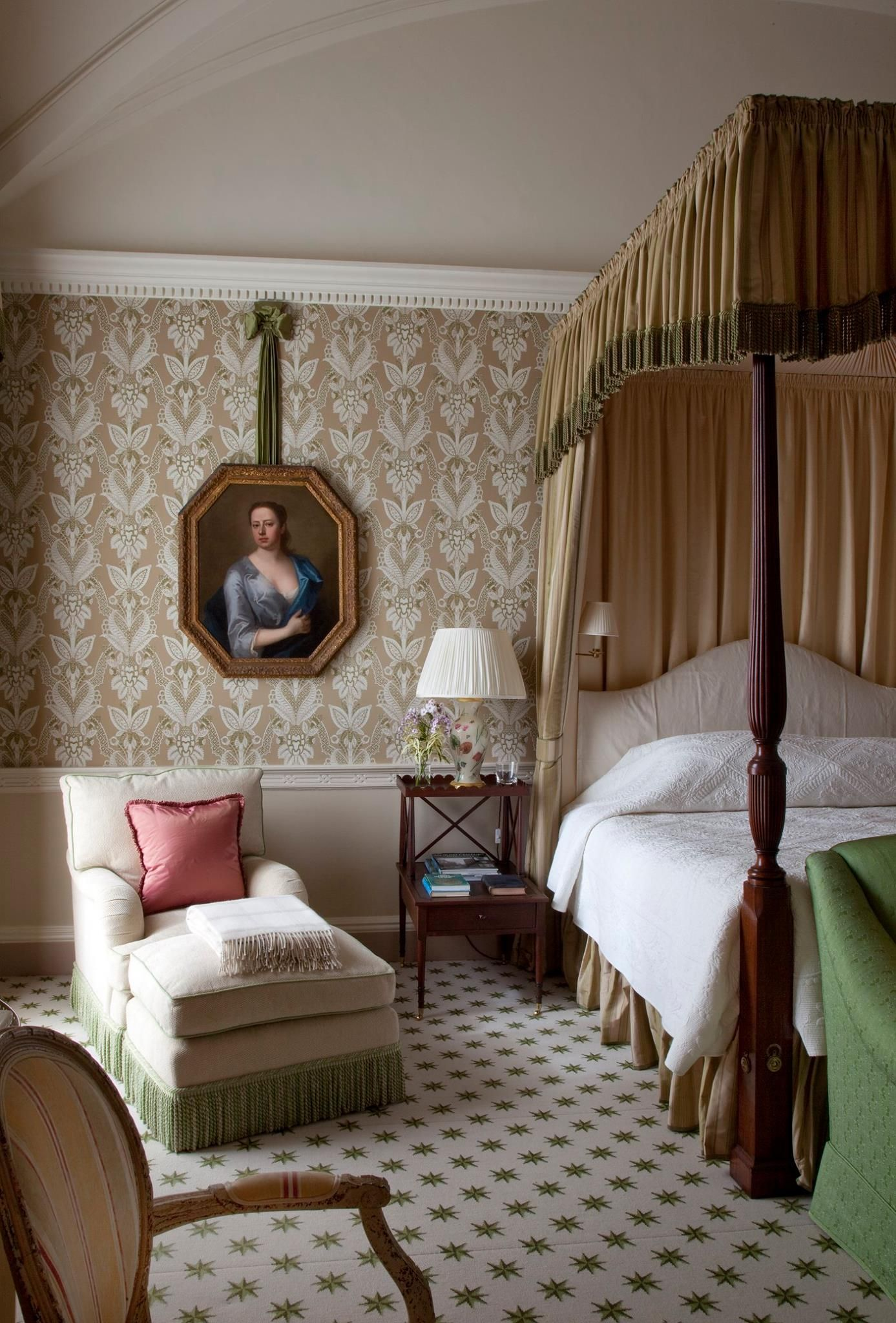 Must Visit Ballyfin in Ireland Country house interior