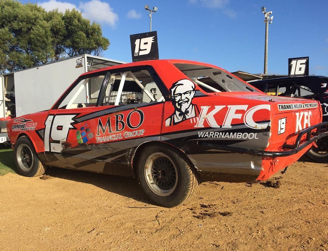 Ross Takes Out Junior Sedans Heat Sungoldstadium Speedway