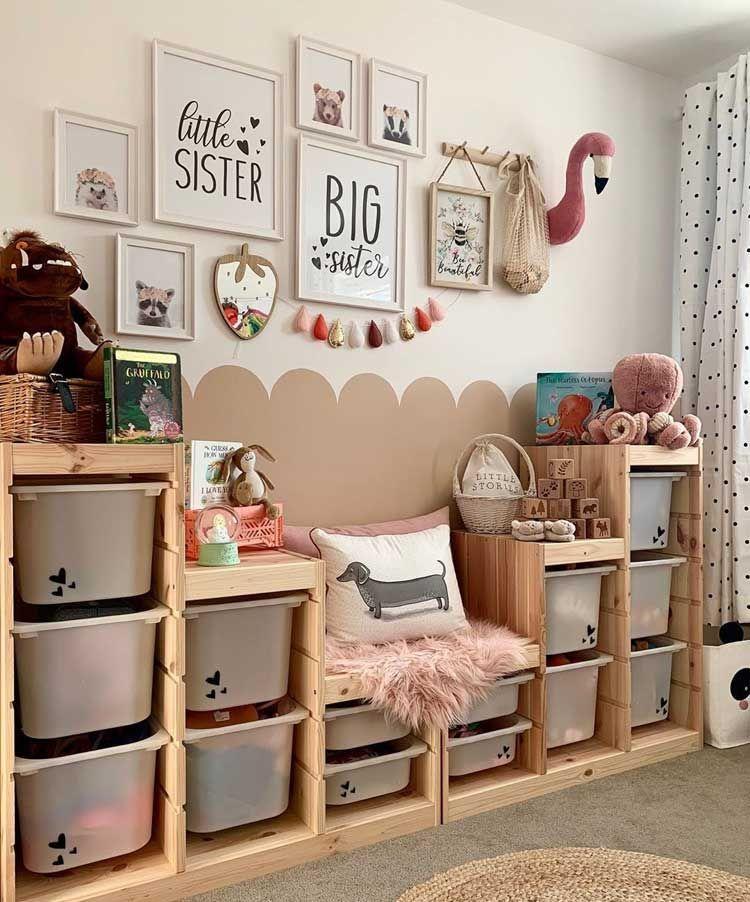 79 Best Toy Storage Ideas For Kids Room Organization 2020 Storage Kids Room Toddler Bedroom Toy Storage Kids Room Organization