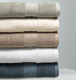 I need new towels