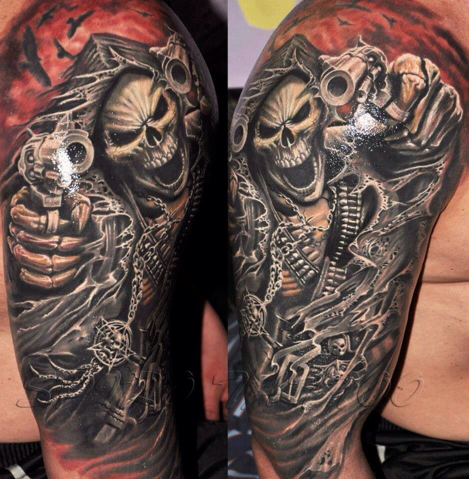 Pin by jessie lee on tattoos pinterest death piercings and tattoo