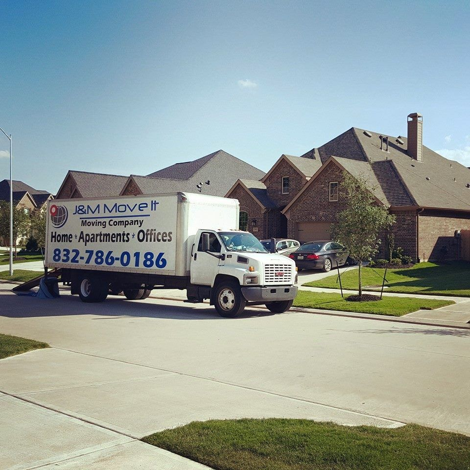 Moving Out? Texas Move It Company Houston Local