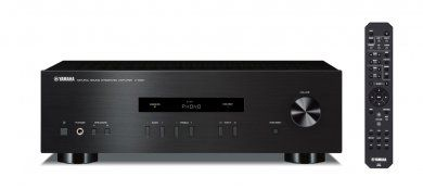 Yamaha AS201BL Integrated Amplifier Black
