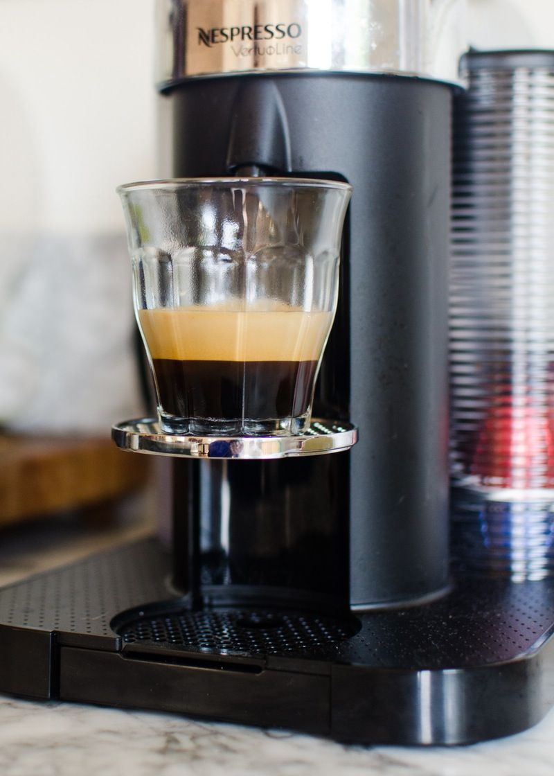 How to make a latte at home without an espresso machine