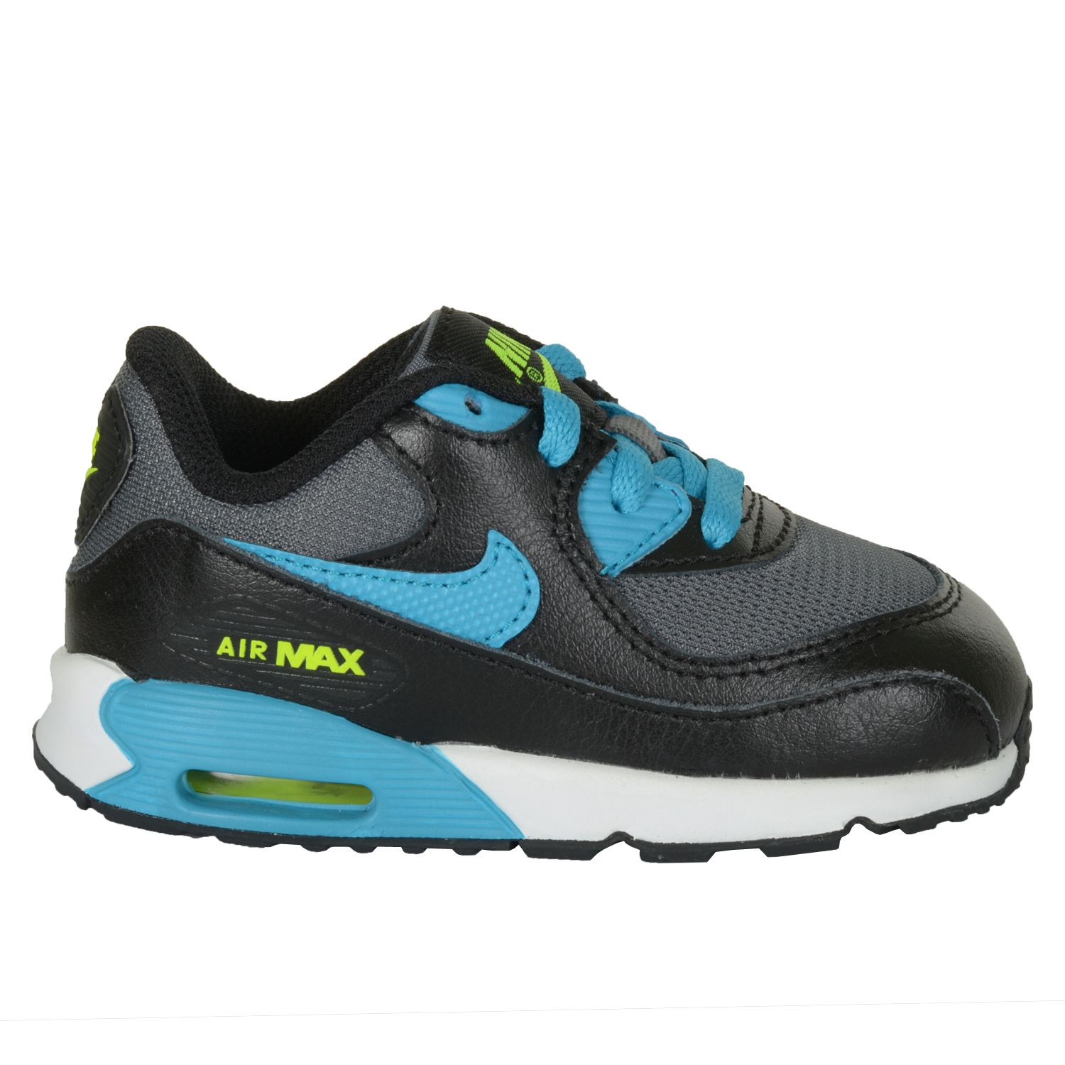 Nike Air Max 90 Mesh (td) Baby Shoes ➡ http://www