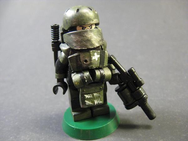 Lego Call Of Duty Juggernaut Minifigure 2 Lego Lego Army Cool Lego