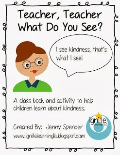 Ignite Learning with Conscious Discipline LLC: Brown Bear Helps Manage Behavior by Looking for Kindness