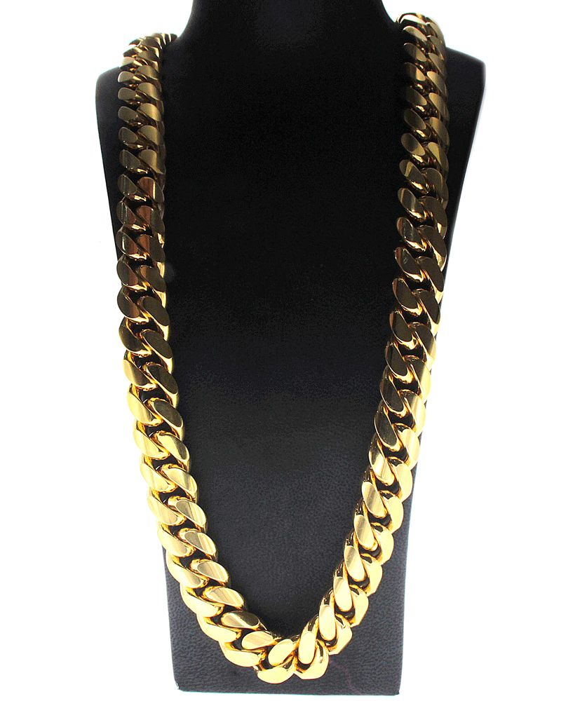 Men S Cuban Link Chain 10k Yellow Gold Cuban Link Chain Gold Cuban Link Chain Chain