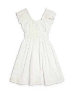 Elizabeth Hurley Beach - Toddler's, Little Girl's & Girl's Princess Dress