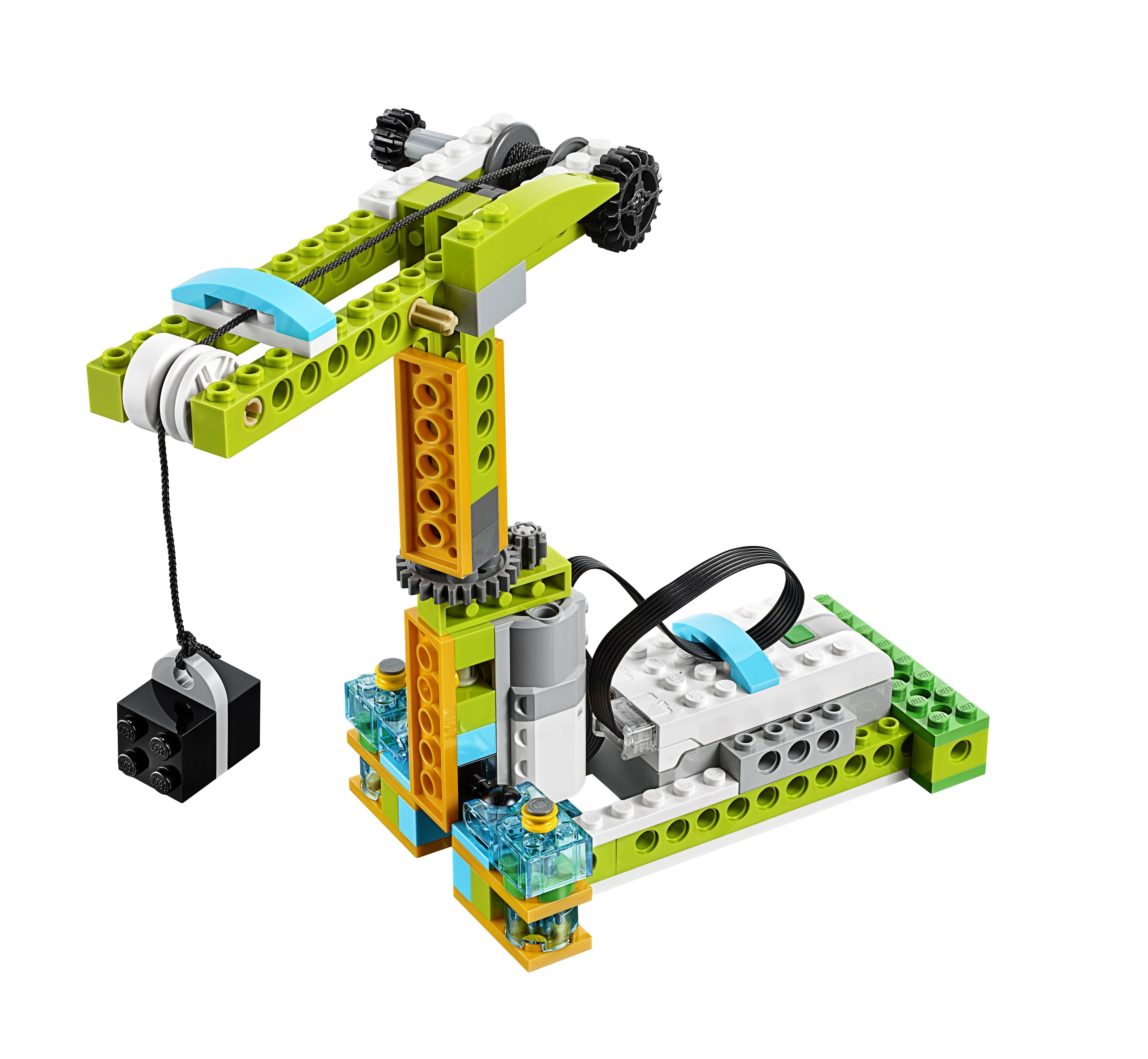 Lego Wedo 2.0 Crane