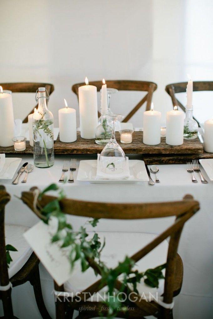 Wood and White :: Cedarwood Style Inspiration | Cedarwood Weddings
