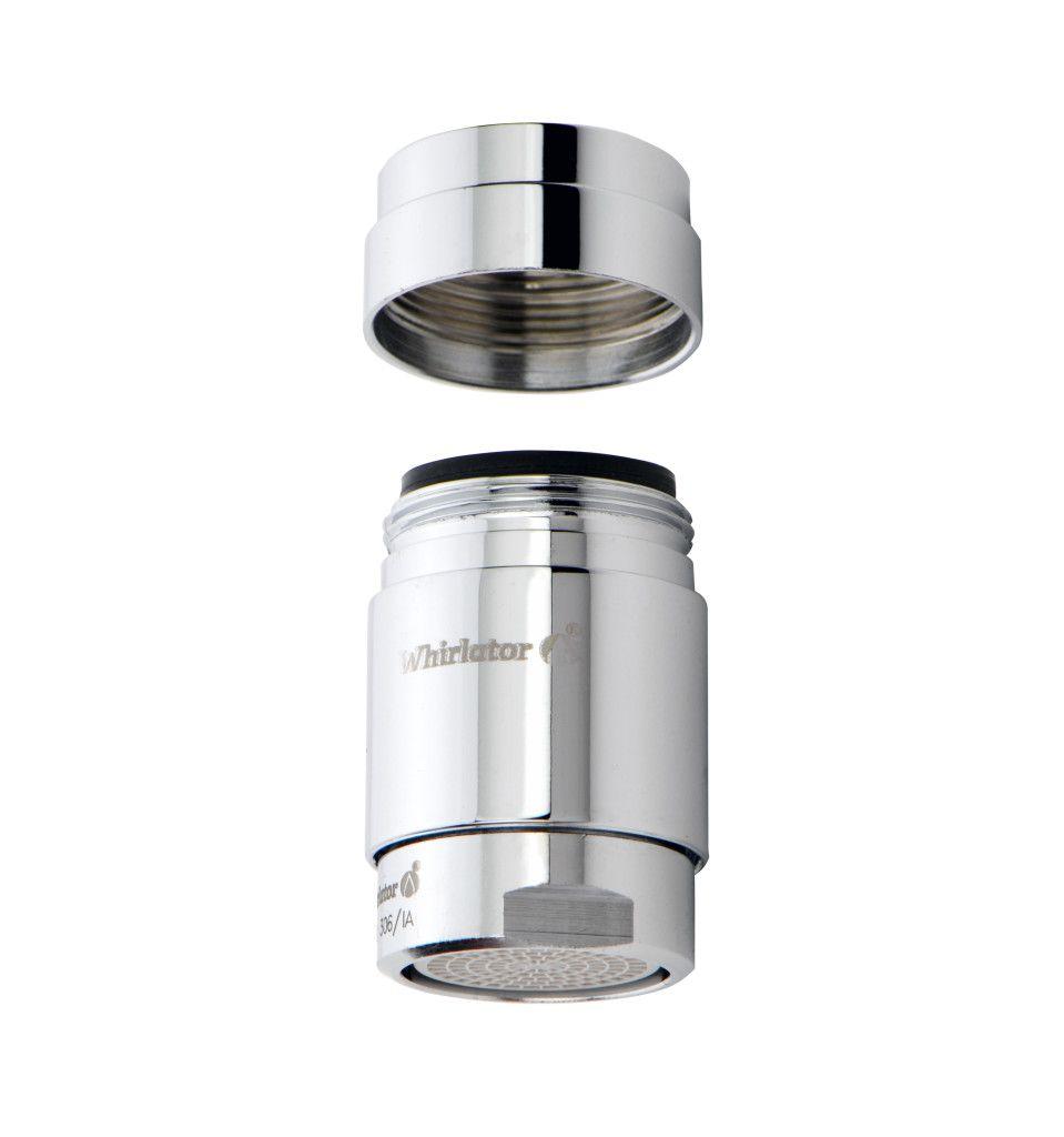 Der Whirlator® Adapter WTC 241 für Waschtischarmaturen in Küche und ...