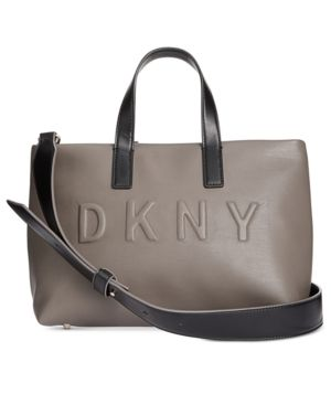 499c046042 Dkny Tilly Top-Zip Medium Tote