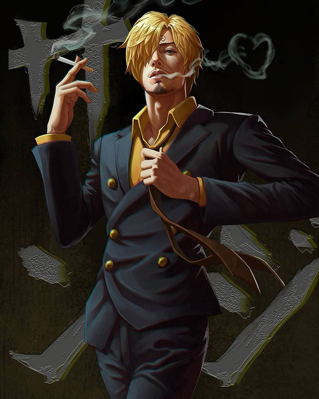 Sanji One Piece Onepiece Op Anime Manga Plusultra One Piece Images One Piece Drawing One Piece Manga