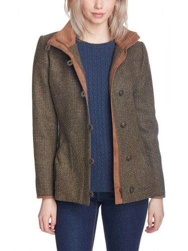 Shop Dubarry women's tweed jackets | Clothing | Pinterest | Tweed ...