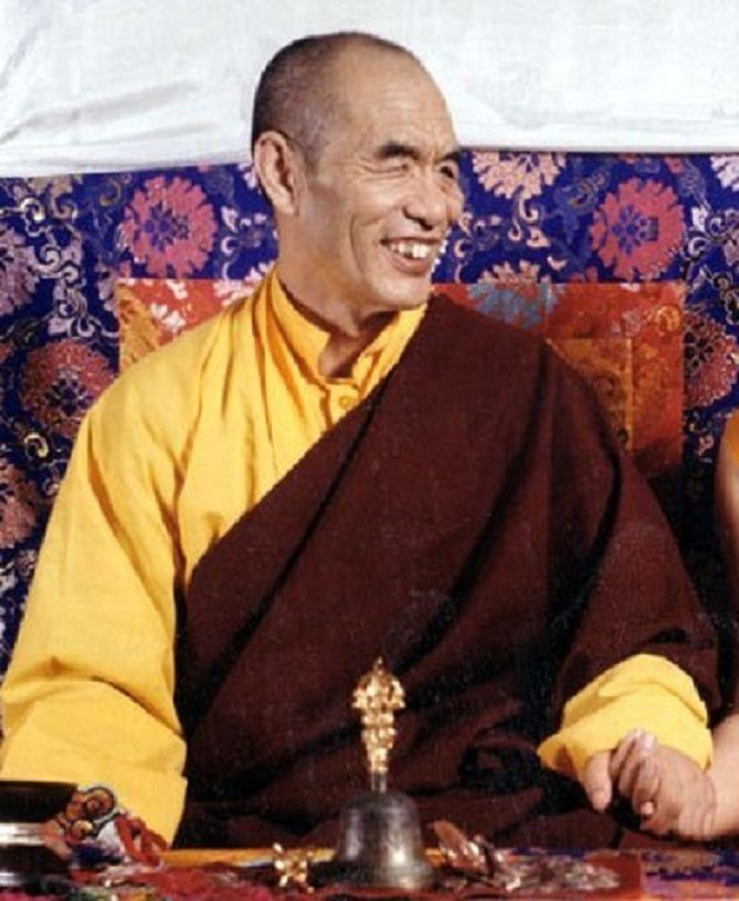 Image result for Nyoshul Khen Rinpoche