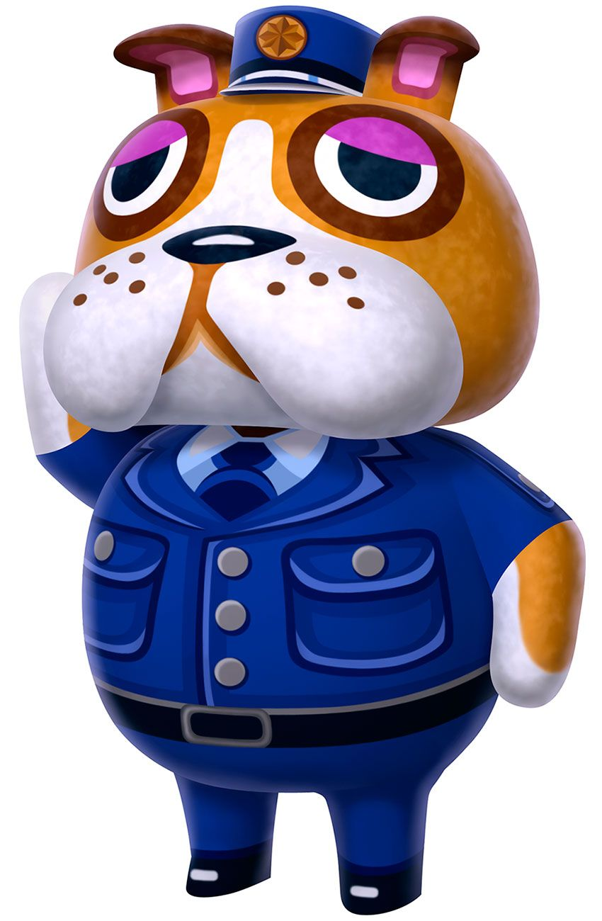 Booker Animal Crossing New Leaf Acnl Animal Crossing